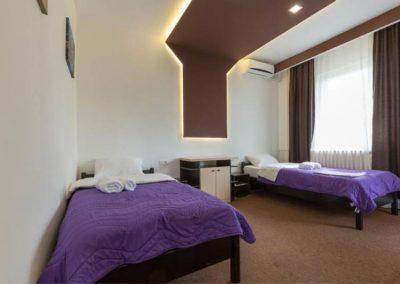 Izgled renovirane sobe u hotelu oplenac