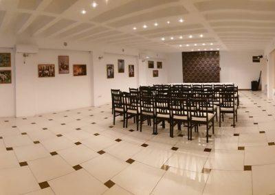 Izgled renovirane kongresne sale u hotelu