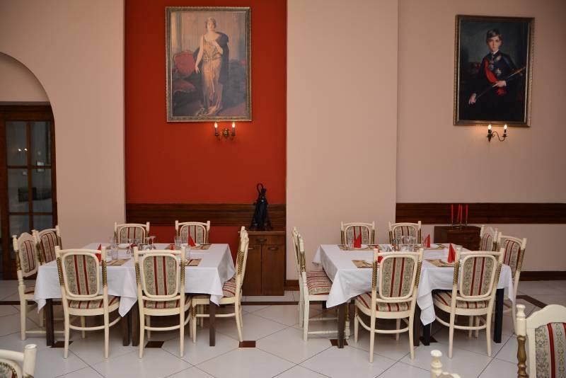 Restoran Hotela oplenac